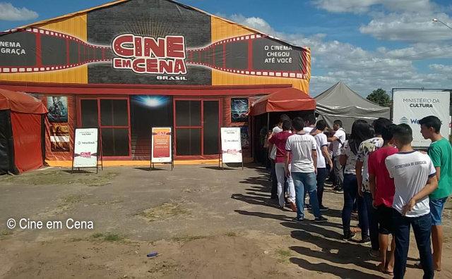 Manaus recebe cinema itinerante gratuito a partir de quinta-feira