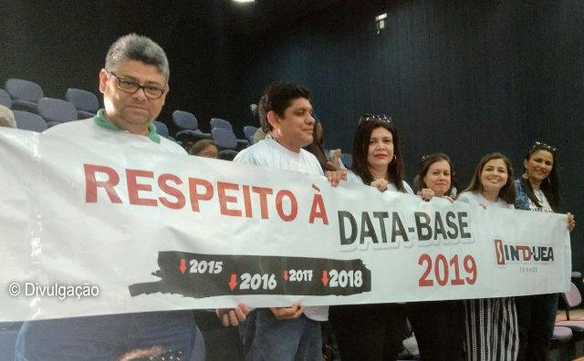 Reajuste da data-base dos docentes e técnicos da UEA