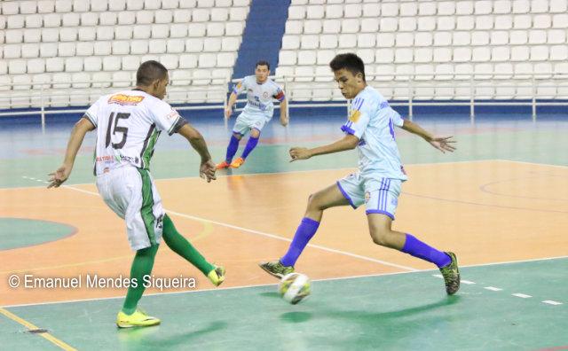 Federação Amazonense de Futsal divulga calendário segunda-feira (6)
