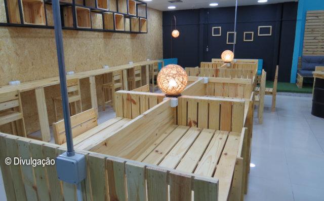 Manauara Shopping inaugura espaço de trabalho compartilhado gratuito