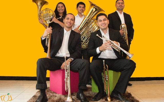 Quinteto Manaós se apresenta pelo Sesc Partituras nesta quinta-feira