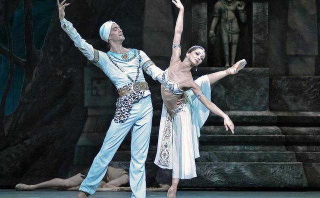 Joias do Ballet Russo reúne solistas consagrados no palco do Studio 5