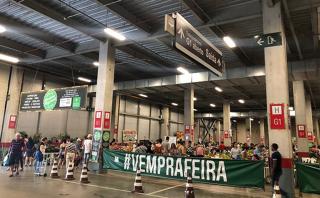 Feira de Produtos Regionais do Shopping Ponta Negra