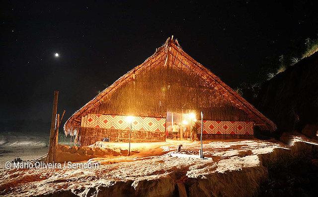 Prefeitura de Manaus sai na frente e regulamenta turismo indígena na RDS do Tupé