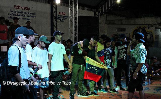 Festival de breakdance agita fim de semana na capital
