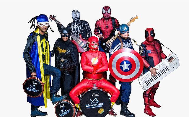 Chapéu Goiano promove A Noite dos Vingadores, neste sábado (06)