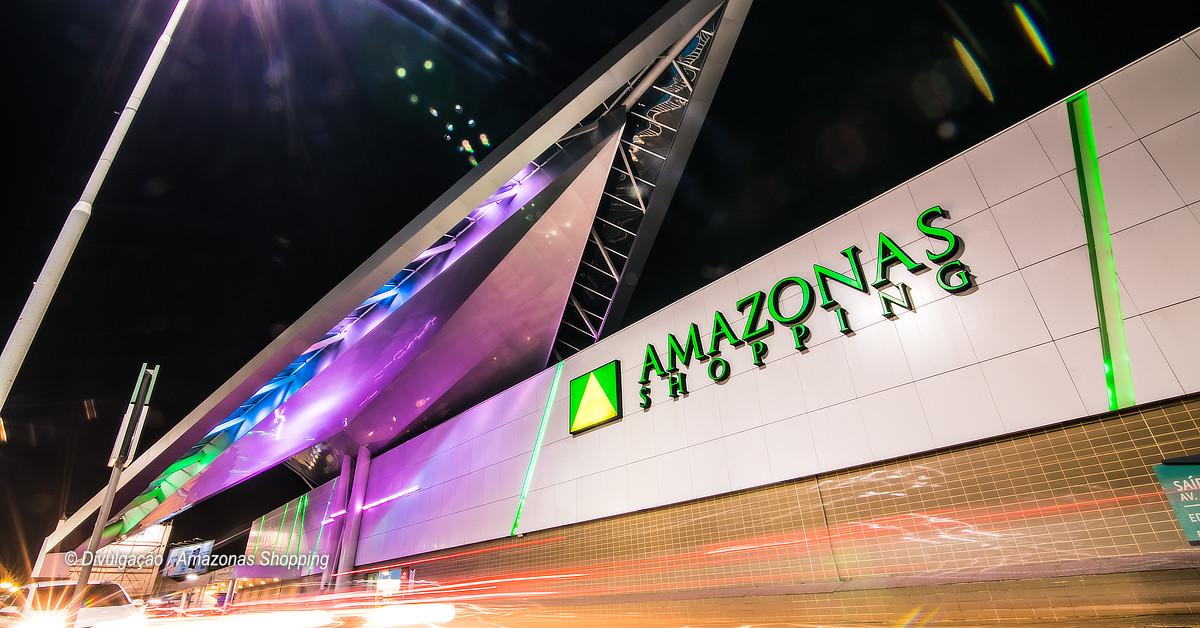 Amazonas Shopping realiza campanha solidária e arrecada alimentos para o Mesa Brasil