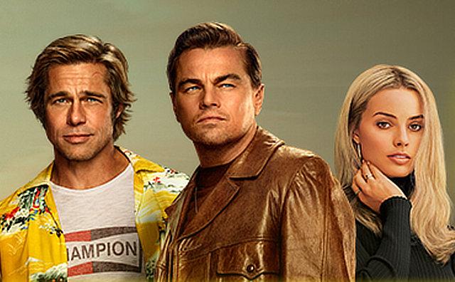 UCI abre venda antecipada de Era uma Vez em... Hollywood, novo filme de Tarantino