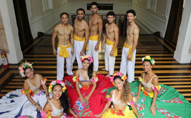 Balé Folclórico do Amazonas completa 15 anos de atividades