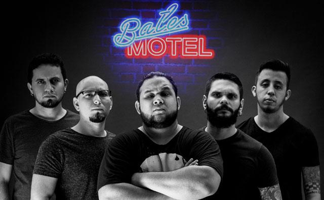 """Banda """"Bates Motel"""" Estreia Sexta dia 05/08 no Black Pub"""