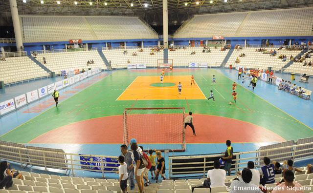 Futsal: FAFs realiza final do Sub-17 Feminino e abertura da Série Ouro