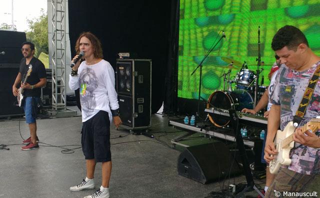 Chimarruts se apresenta no Live Site Manaus na sexta-feira