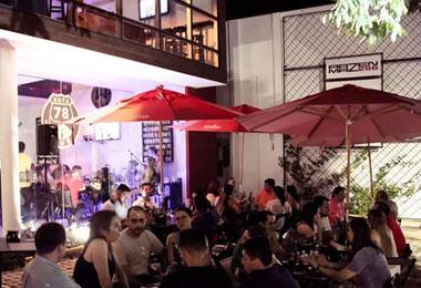 Rota 78 inaugura projeto musical com hits de samba rock