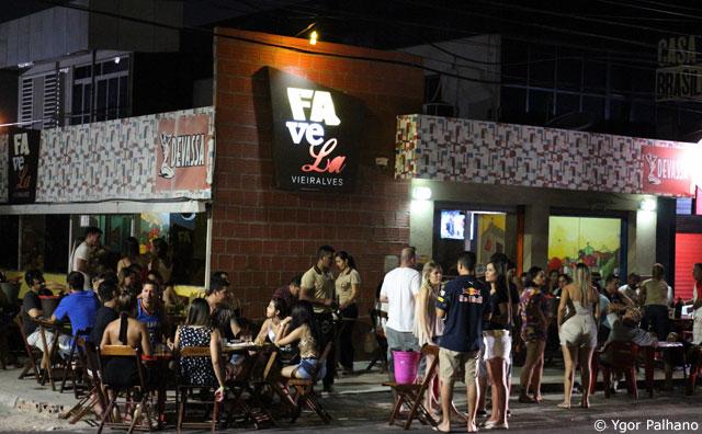 Artistas locais movimentam o Favela Vieiralves
