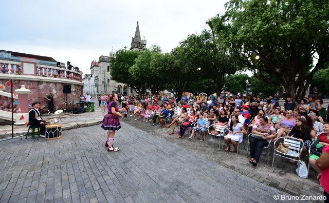 Verão na Praça retorna neste domingo trazendo arte e lazer