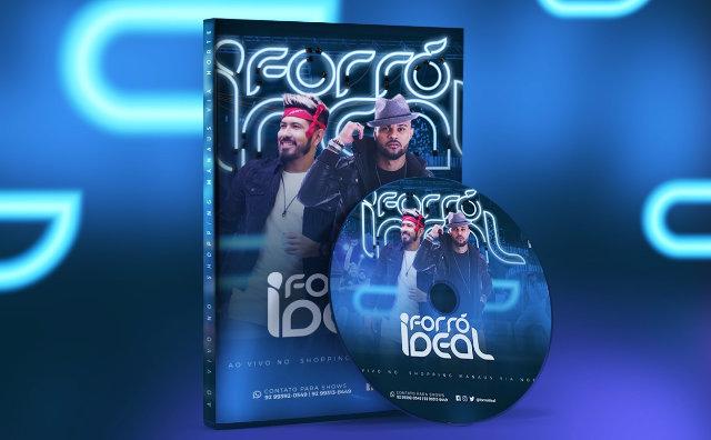 Banda Forró Ideal realiza show de lançamento do novo DVD