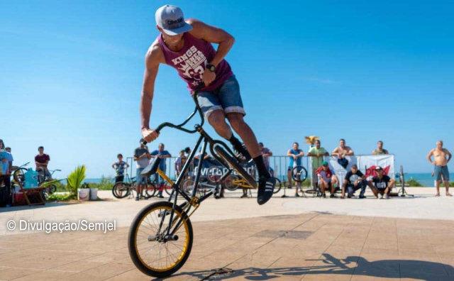 Manaus recebe etapa de campeonato de BMX neste domingo