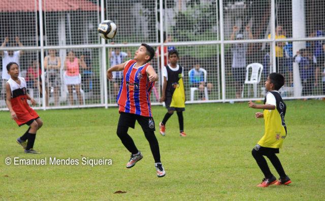 Copa Rei Pelé de Futebol agita Manaus no mês de setembro