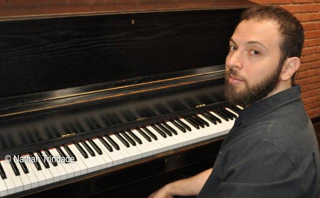Pianista e compositor Murilo Mazzotta apresenta-se dia 8 de setembro
