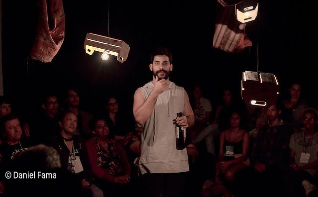 Ator cearense Lucas Sancho apresenta Dias de Setembro em Manaus