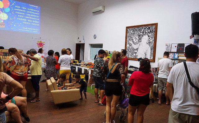 Feira da FAS recebe participação de empreendedoras indígenas