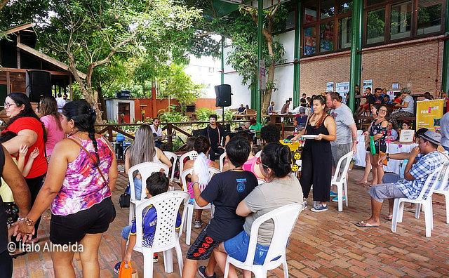 Feira da FAS é destaque do fim de semana em Manaus