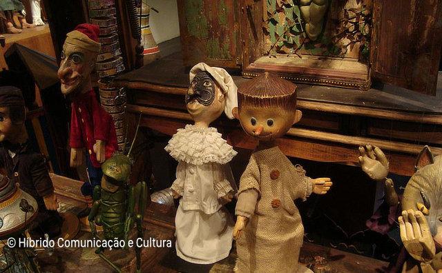 Bonecos do grupo Giramundo são atrações teatrais do Passo a Paço 2019