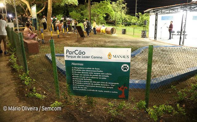 Manaus ganha primeiro Parcão do Norte do Brasil