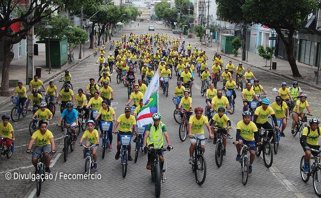 Sesc AM abre inscrição para passeio ciclístico guiado por historiador