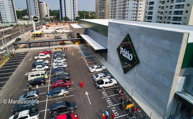 Pátio Gourmet inaugura nova unidade em Manaus com mais de 14 mil produtos