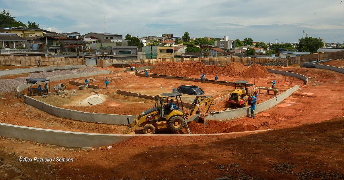Novo velódromo resgata história do ciclismo em Manaus e poderá receber competições