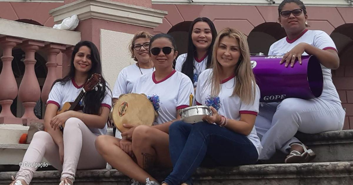 Samba com as moças apresenta Webshow Boteco Delas