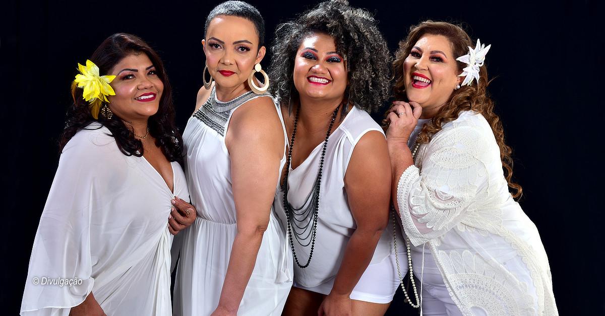 Elas Cantam Samba faz live especial neste sábado (29)