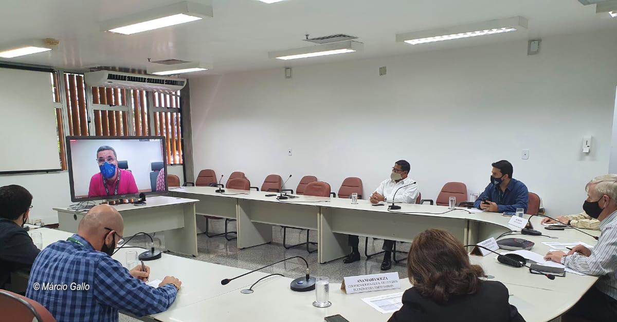 Fomento ao turismo regional pauta reunião com atores do segmento no Amazonas