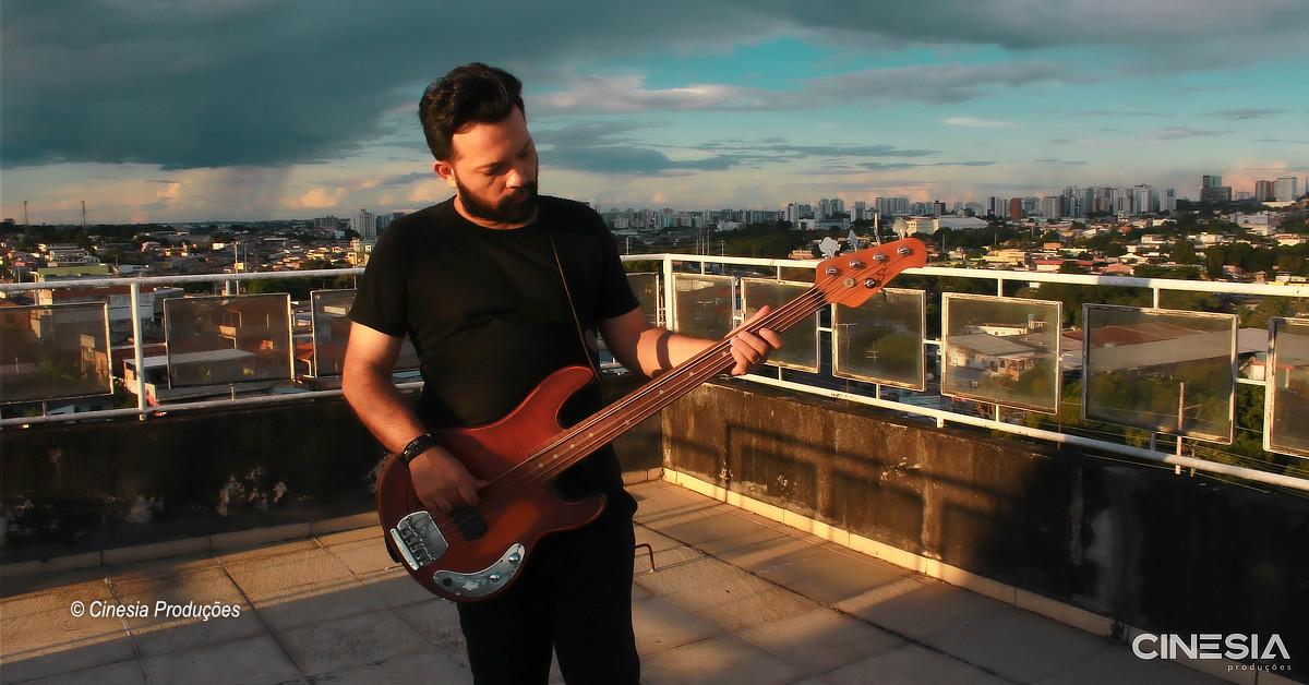 Jeferson Mariano define data para lançar videoclipe de Algoritmo
