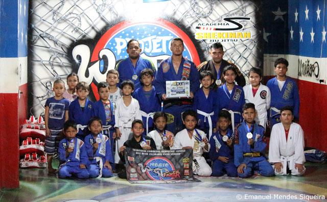 West Fighter realiza competição em Manaus neste sábado (17)