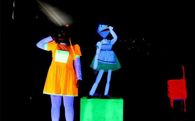 Festival de Teatro de Bonecos apresenta espetáculo infantil