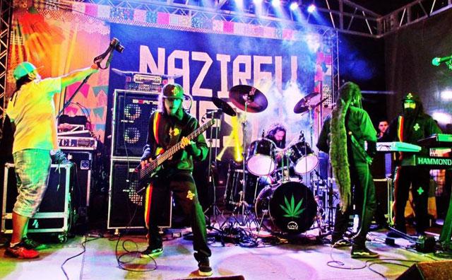 Nazireu Rupestre se apresenta pela primeira vez, em Manaus
