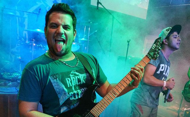 Pop rock nacional e internacional no Unplugged Porão