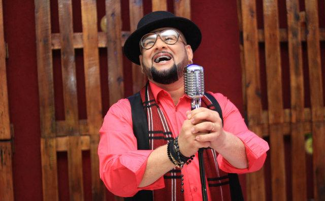 James Rios se apresenta no 6º Festival de Música do Amazonas