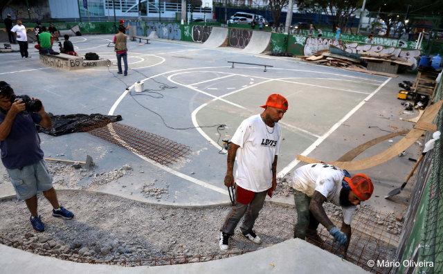 Manaus inaugura pista de skate do Projeto DIY – Do It Yourself