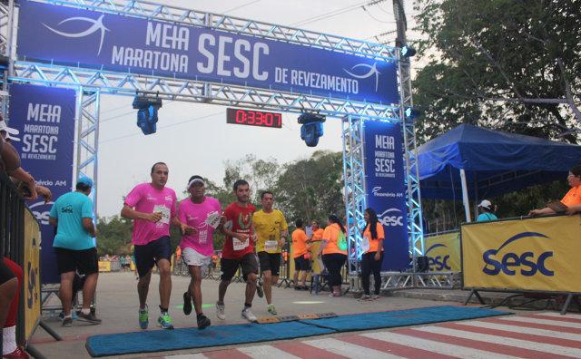 Meia Maratona Sesc de Revezamento 2017