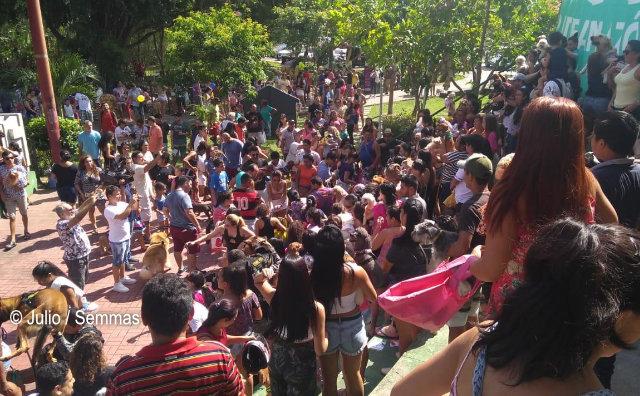 Amicão leva aproximadamente 10 mil pessoas ao Parque Ponte dos Bilhares