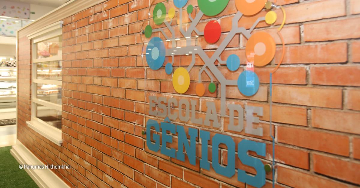 Escola de Gênios, do Gloob, chega ao Manauara Shopping