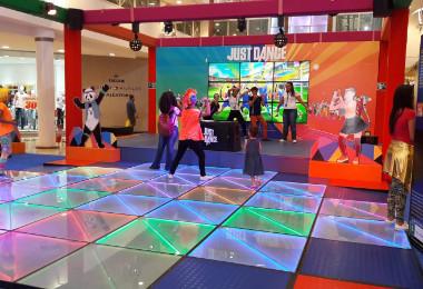 Just Dance, famoso jogo de música, chega ao Amazonas Shopping