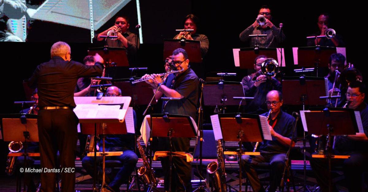 Teatro Amazonas recebe espetáculo gratuito de jazz contemporâneo nesta terça (24/9)