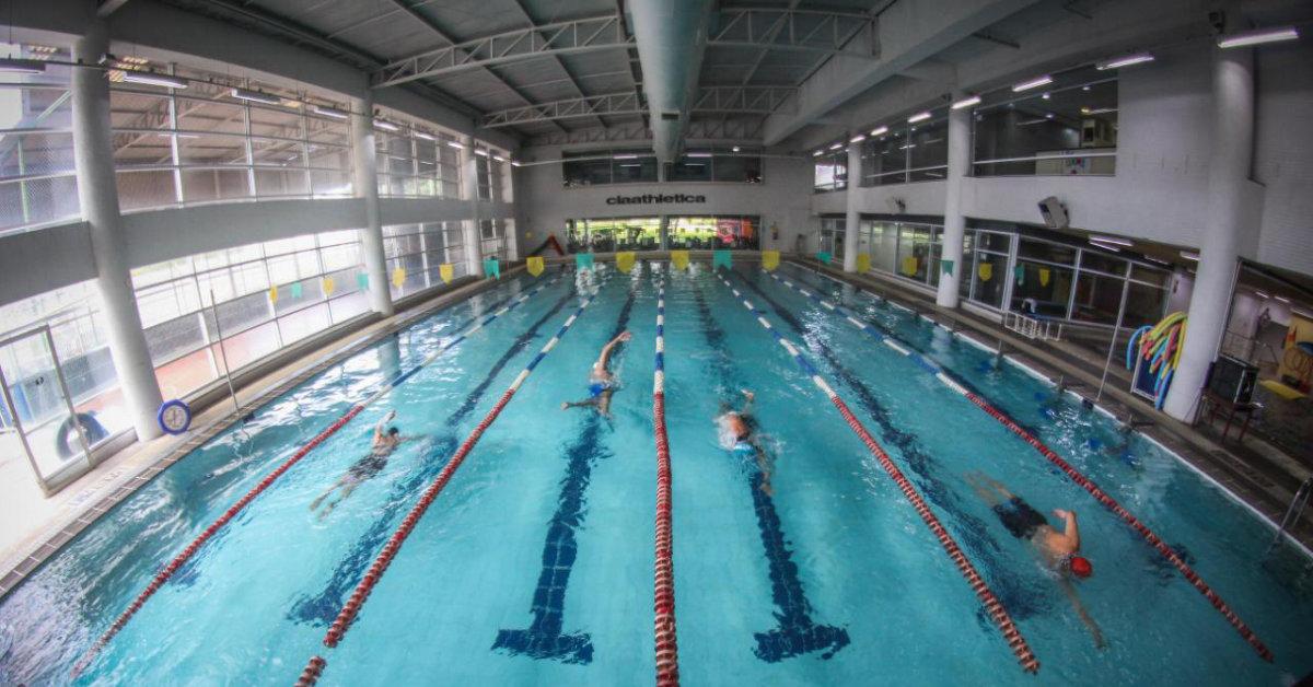 Competição terá duas horas de natação sem parar