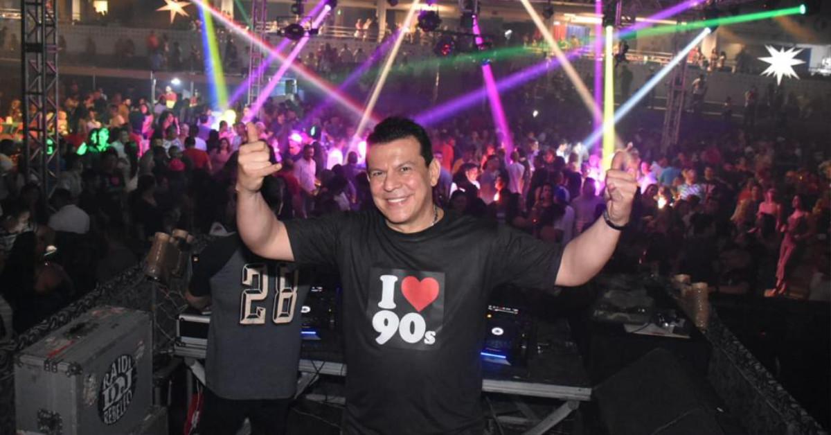 Festa que destaca o eurodance dos anos 90 agita o sábado em Manaus