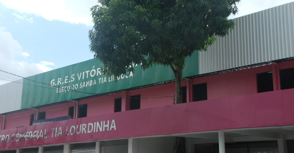 Lançamento do enredo GRES Vitória-Régia