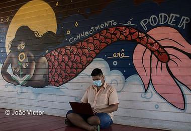 Projeto leva internet para comunidades isoladas na Amazônia
